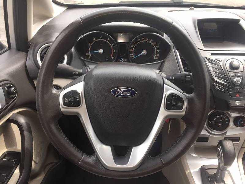 2015 Ford Fiesta for sale at Oasis Cars LLC in Austin TX