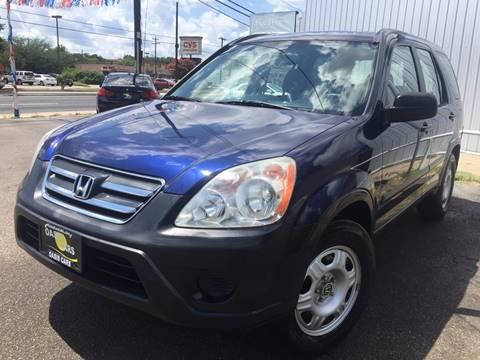 2005 Honda CR-V for sale at Oasis Cars LLC in Austin TX