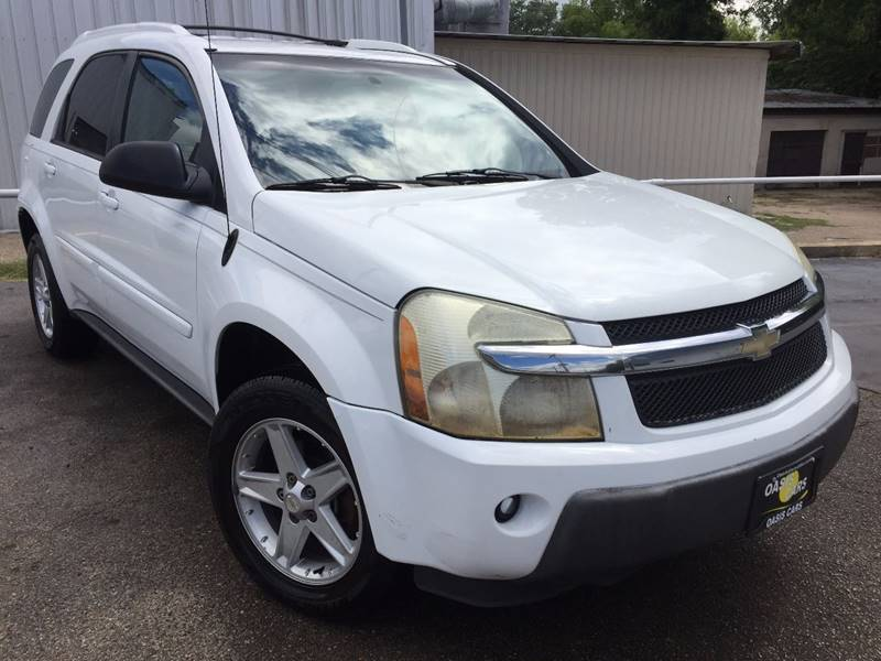 2005 Chevrolet Equinox for sale at Oasis Cars LLC in Austin TX