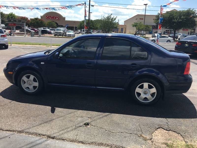 2001 Volkswagen Jetta for sale at Oasis Cars LLC in Austin TX