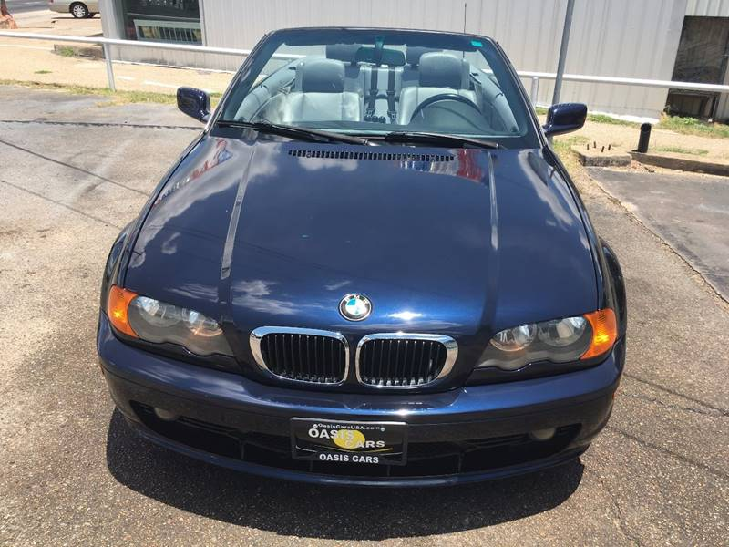 2002 BMW 3 Series for sale at Oasis Cars LLC in Austin TX