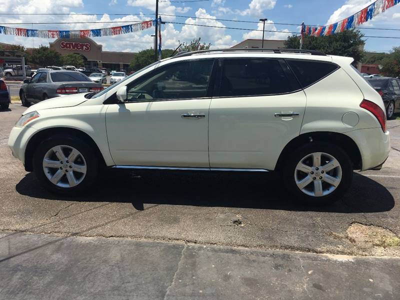 2007 Nissan Murano for sale at Oasis Cars LLC in Austin TX
