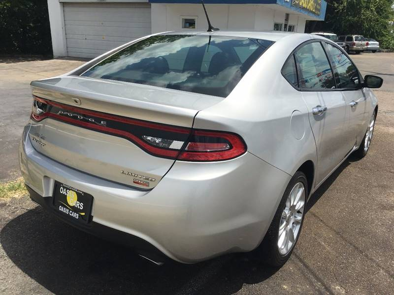 2013 Dodge Dart for sale at Oasis Cars LLC in Austin TX