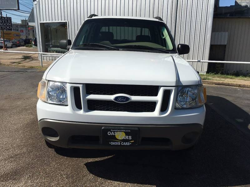 2003 Ford Explorer Sport Trac for sale at Oasis Cars LLC in Austin TX