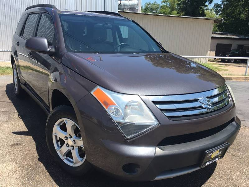 2008 Suzuki XL7 for sale at Oasis Cars LLC in Austin TX