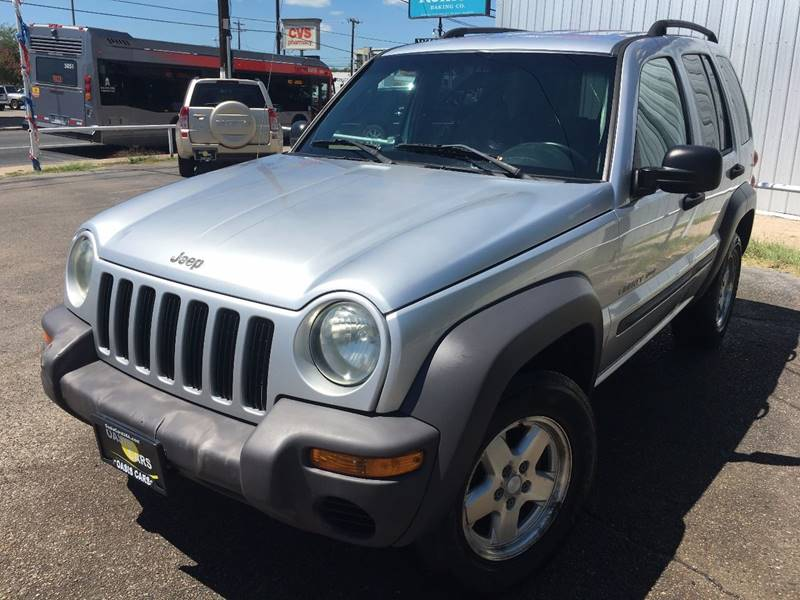 2003 Jeep Liberty for sale at Oasis Cars LLC in Austin TX