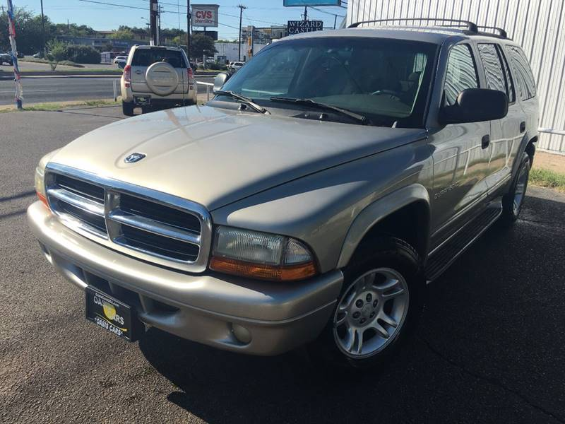 2001 Dodge Durango for sale at Oasis Cars LLC in Austin TX