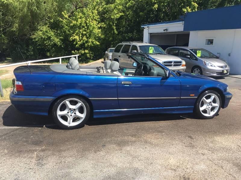 1998 BMW 3 Series for sale at Oasis Cars LLC in Austin TX