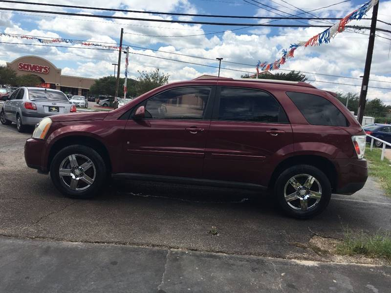 2009 Chevrolet Equinox for sale at Oasis Cars LLC in Austin TX