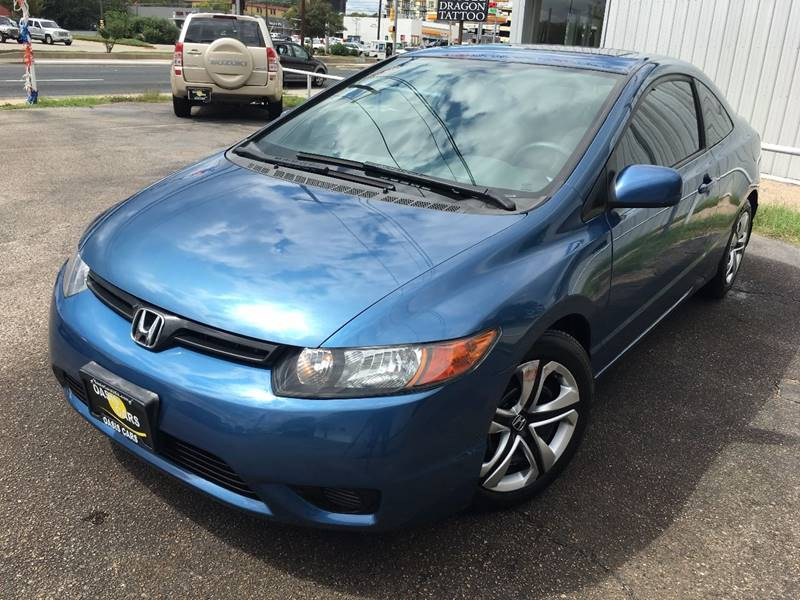 2008 Honda Civic for sale at Oasis Cars LLC in Austin TX
