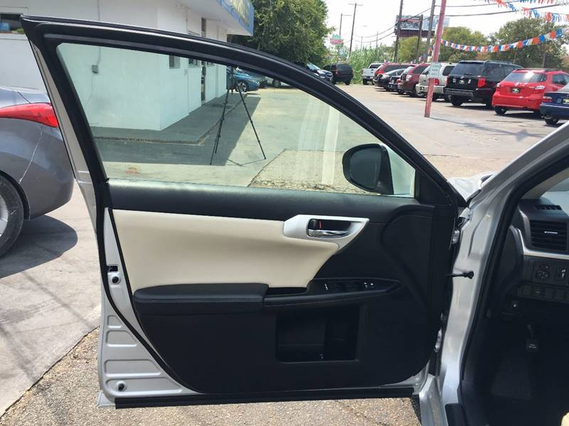 2011 Lexus CT 200h for sale at Oasis Cars LLC in Austin TX