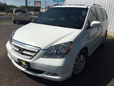 2006 Honda Odyssey for sale at Oasis Cars LLC in Austin TX