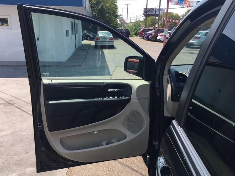 2014 Dodge Grand Caravan for sale at Oasis Cars LLC in Austin TX