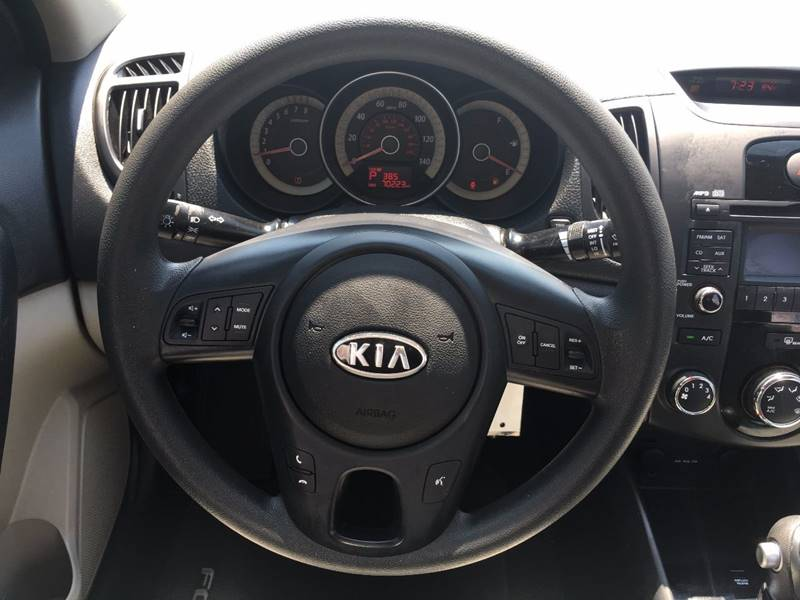 2012 Kia Forte for sale at Oasis Cars LLC in Austin TX