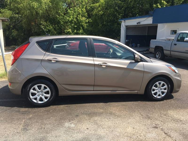 2014 Hyundai Accent for sale at Oasis Cars LLC in Austin TX