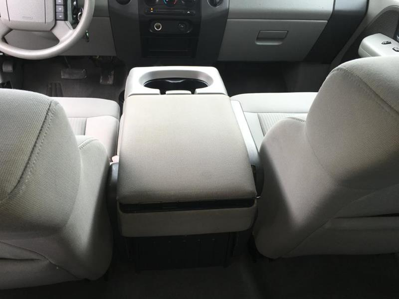 2008 Ford F-150 for sale at Oasis Cars LLC in Austin TX