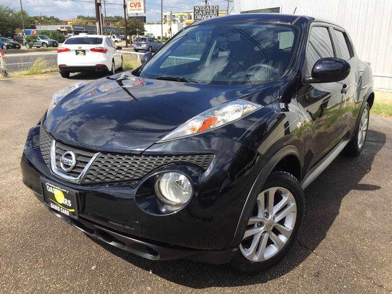 2013 Nissan JUKE for sale at Oasis Cars LLC in Austin TX