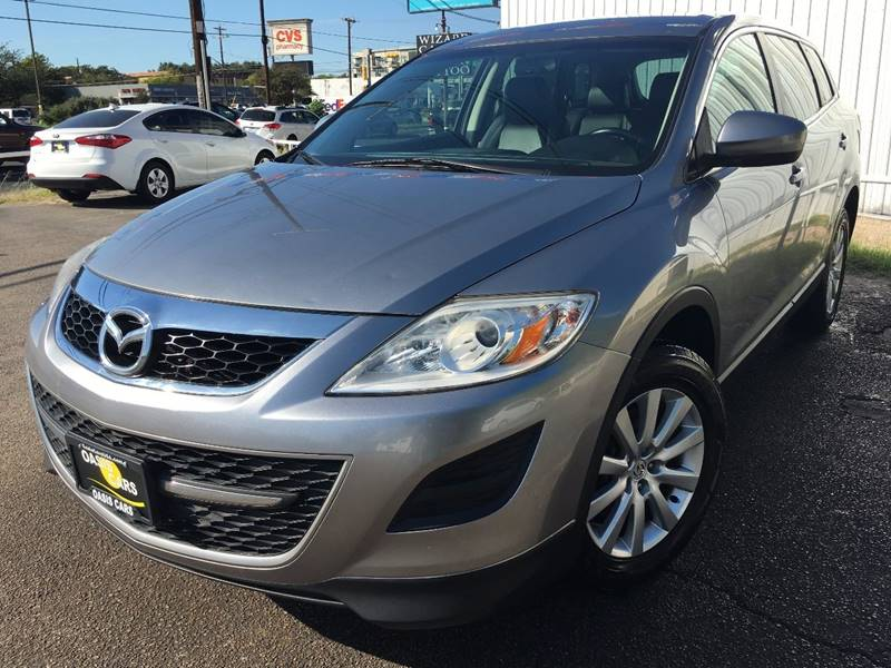 2010 Mazda CX-9 for sale at Oasis Cars LLC in Austin TX