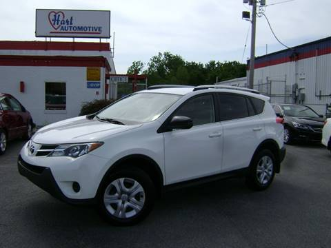 2014 Toyota RAV4 for sale in Florissant, MO