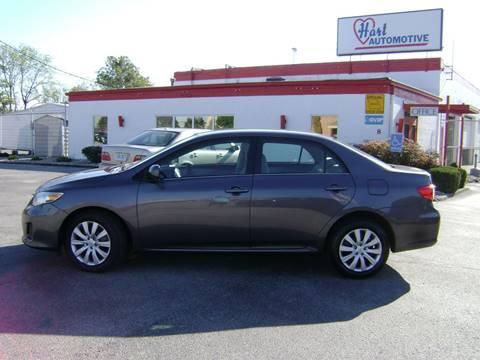 2013 Toyota Corolla for sale in Florissant, MO