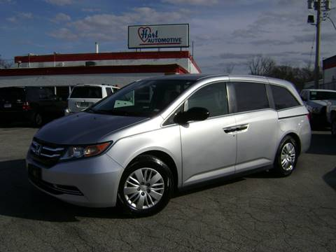 2014 Honda Odyssey for sale in Florissant, MO