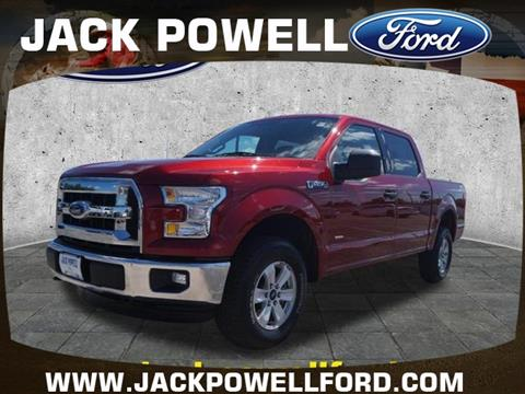 2015 Ford F-150 for sale in Mineral Wells TX