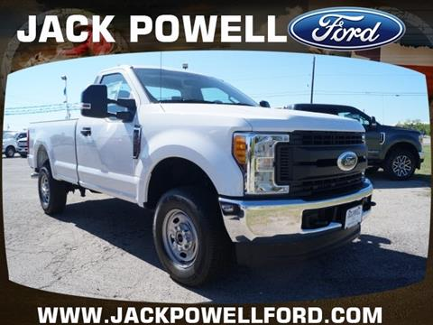 2017 Ford F-250 Super Duty for sale in Mineral Wells TX
