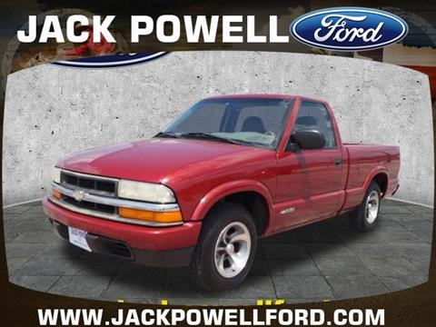 2003 Chevrolet S-10 for sale in Mineral Wells TX