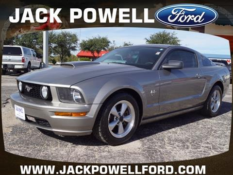 2009 Ford Mustang for sale in Mineral Wells TX