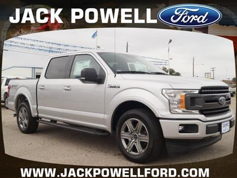 2018 Ford F-150 for sale in Mineral Wells TX