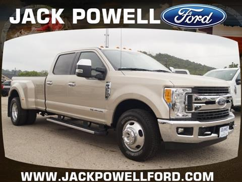 2017 Ford F-350 Super Duty for sale in Mineral Wells TX