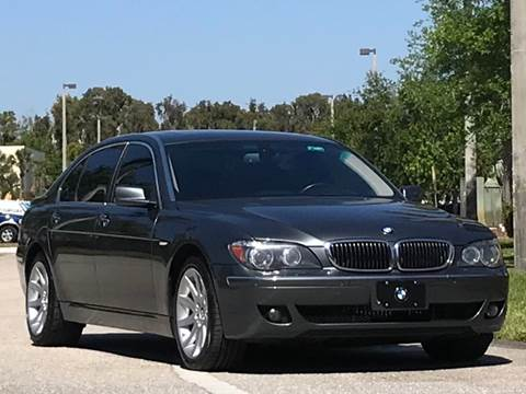 2006 BMW 7 Series For Sale in Largo, FL - Carsforsale.com