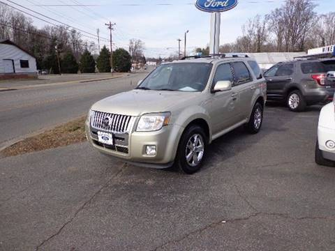 2011 Mercury Mariner for sale in Elkin, NC