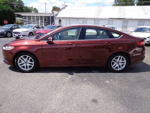 2016 Ford Fusion for sale in Elkin, NC