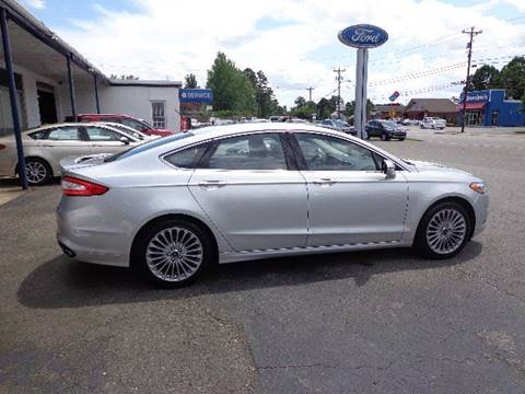 2016 Ford Fusion for sale in Elkin NC
