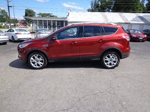 2016 Ford Escape for sale in Elkin, NC