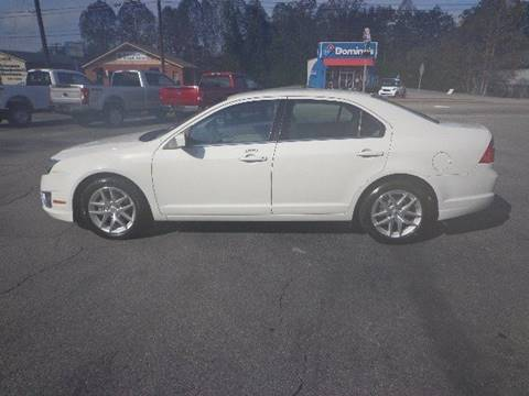2011 Ford Fusion for sale in Elkin, NC