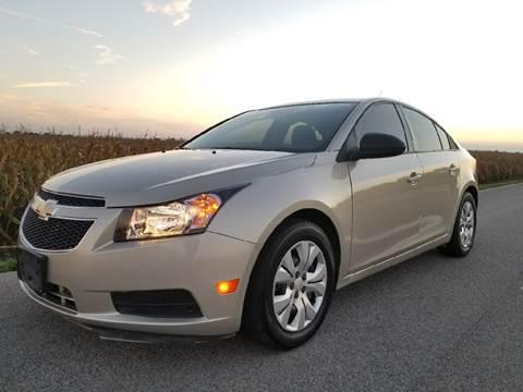 2014 Chevrolet Cruze for sale in Frankfort, IN