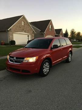 2014 Dodge Journey for sale in Frankfort, IN