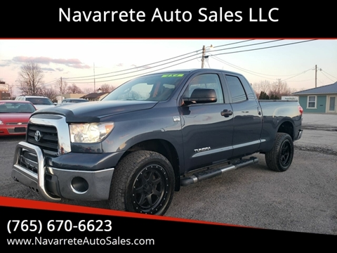 2008 Toyota Tundra for sale in Frankfort, IN