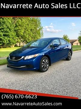 2014 Honda Civic for sale in Frankfort, IN