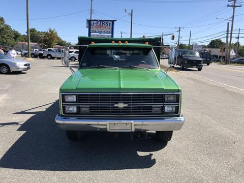 1983 Chevrolet C/K 30 Series for sale in East Wareham, MA