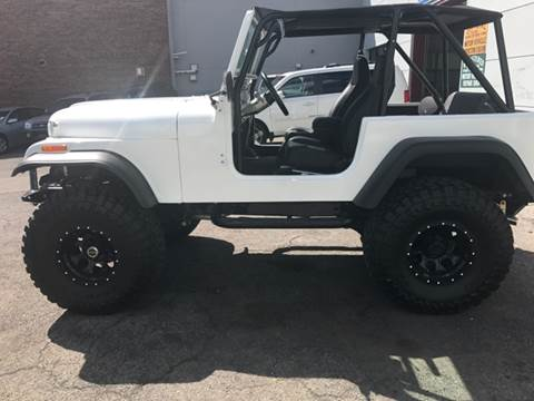 1978 Jeep CJ-7 for sale at Blue Chip Auto Sales in Rochester NY