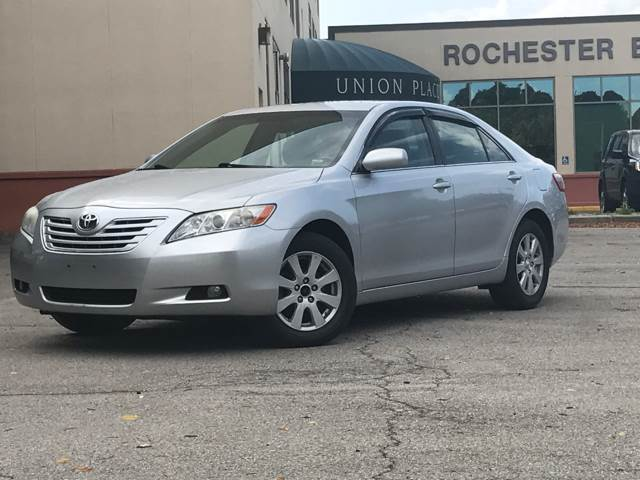 2007 Toyota Camry for sale at Blue Chip Auto Sales in Rochester NY