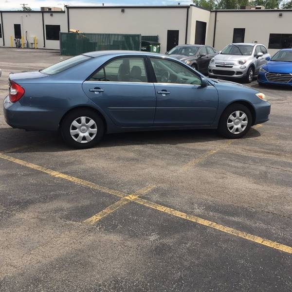 2003 Toyota Camry for sale at Blue Chip Auto Sales in Rochester NY