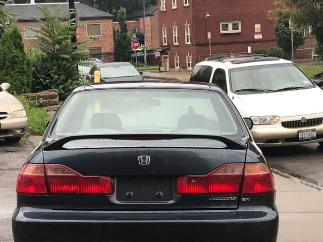 1998 Honda Accord for sale at Blue Chip Auto Sales in Rochester NY