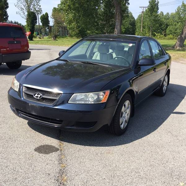 2008 Hyundai Sonata for sale at Blue Chip Auto Sales in Rochester NY