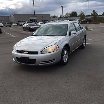 2007 Chevrolet Impala for sale in Rochester, NY
