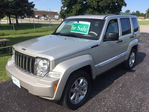 2008 Jeep Liberty for sale in Sturgeon Bay, WI