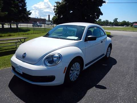 2012 Volkswagen Beetle for sale in Sturgeon Bay, WI